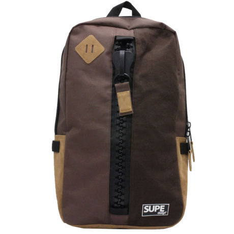 Day Bag Collection  One Color/Brown