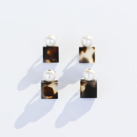 Sur/earrings SR-EA1(CW)