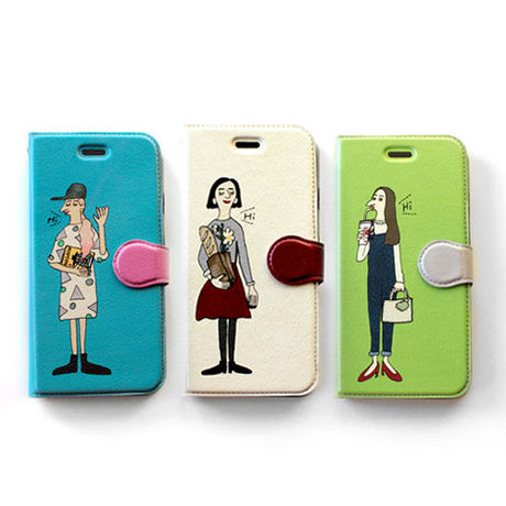 girls 【CASE/iphone 5(s)/SE/6(s)】