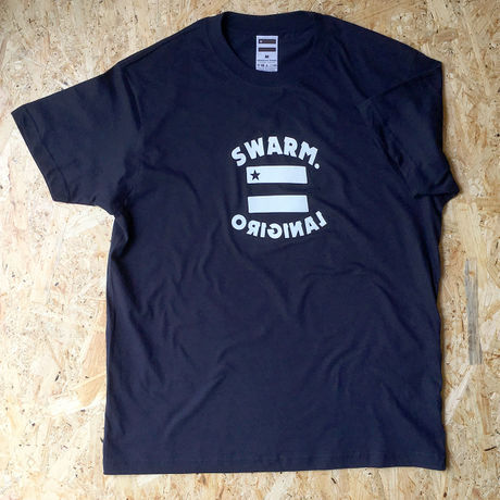 Promotion T(Navy x White)