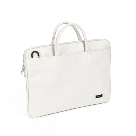 Slim Briefcase (WHITE)