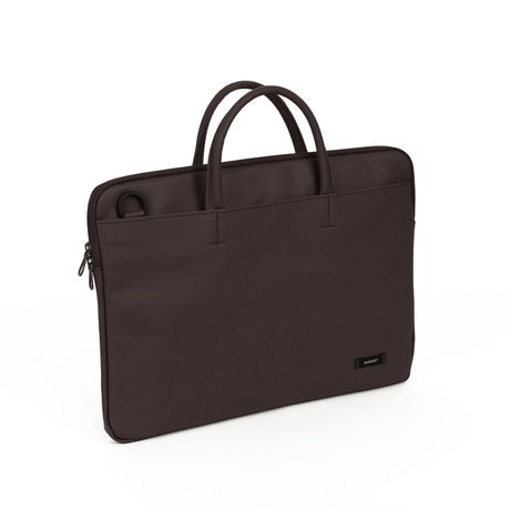 Slim Briefcase (D.BROWN)