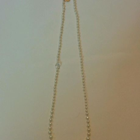 necklace「TIME MICHINE」