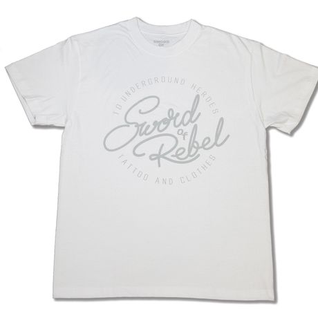 SWORD OF REBEL LOGO S/S TEE 01 W/LG