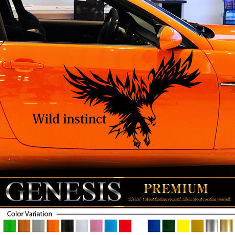 car Sticker 17/car vinylgraphic/Custom Stickers/decals/genesis/fast and furious