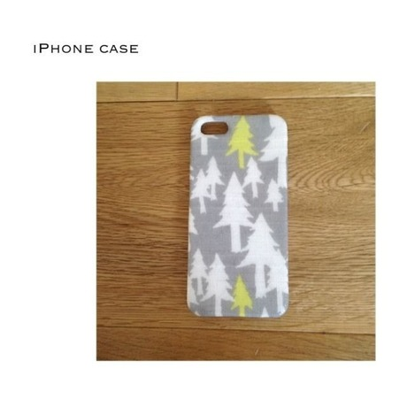 iPhone case  フォレスト柄