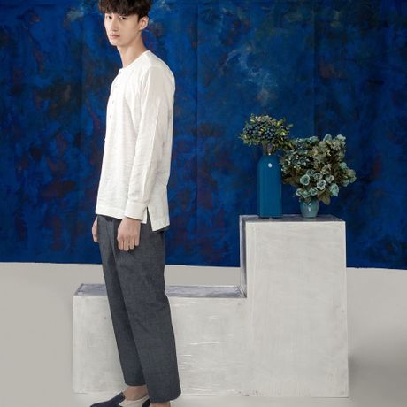 TWS GARMENTS DENIM SLACKS