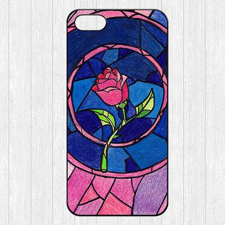 日本未入荷 Beauty and the Beast iPhone5/5s ケース