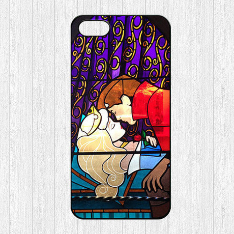 日本未入荷 Sleeping Beauty Kiss iPhone5/5s ケース