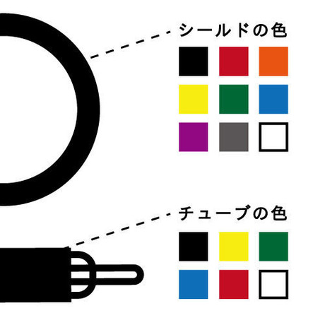 .ink cable   パッチケーブル