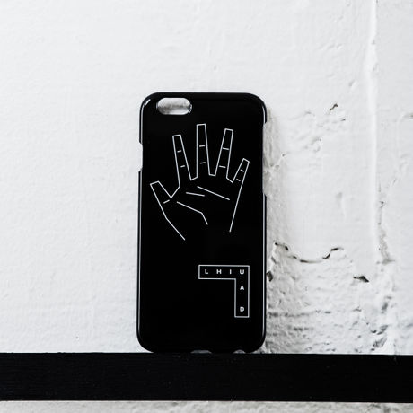 iPhone 6/6s Case (Hand)