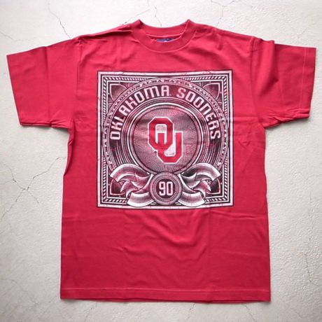 TEAM EDITION NCAA Tee 【OKLAHOMA】