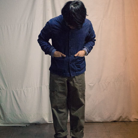Crawling Pants / USMC M-44 (モンキーパンツ)