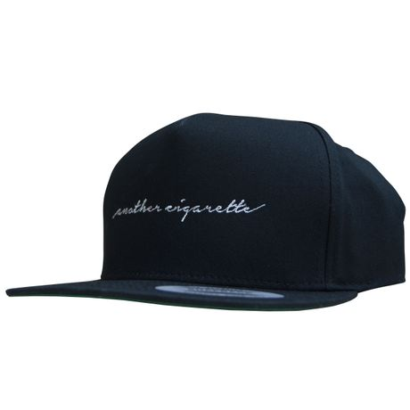 Another Cigarette Snapback Cap