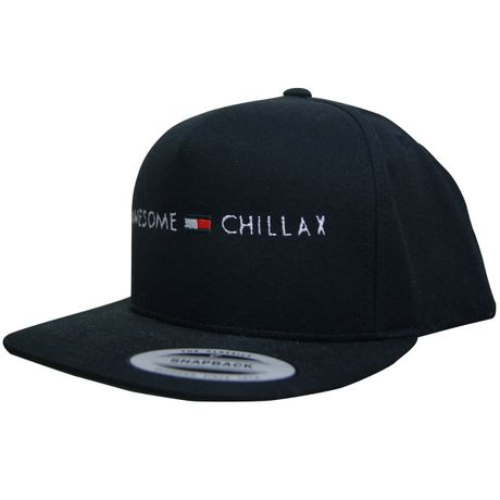 AWESOME CHILLAX Snapback Cap