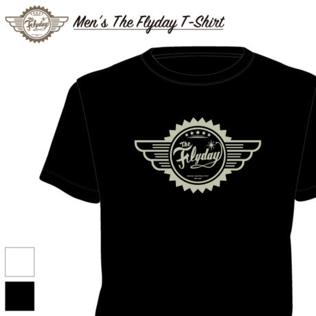 【MEN'S】The Flyday T-Shirt
