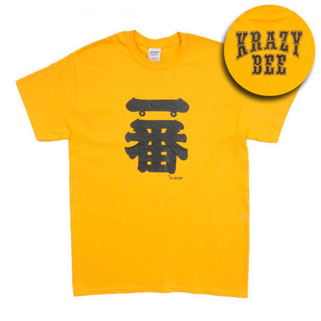 THE 1st SHOP x KRAZY BEE 一番 Tee