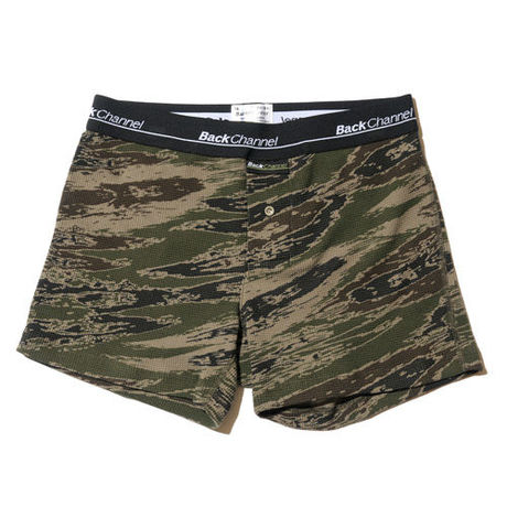 Back Channel THERMAL BOXER UNDERWEAR