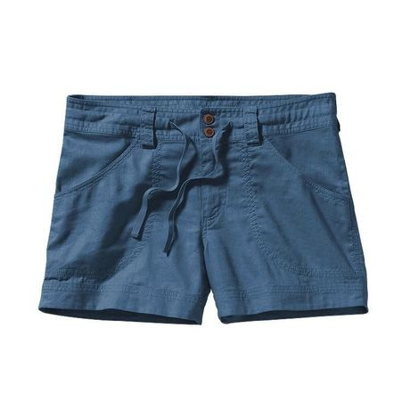 """PATAGONIA WOMEN'S ISLAND HEMP SHORTS - 4"""" #58081 30%OFF"""