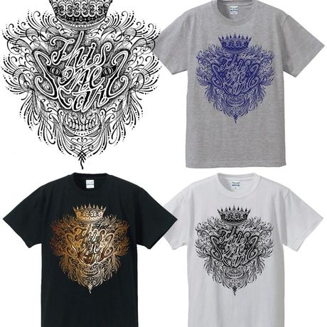 This One Scars_HORIKEI Tshirts