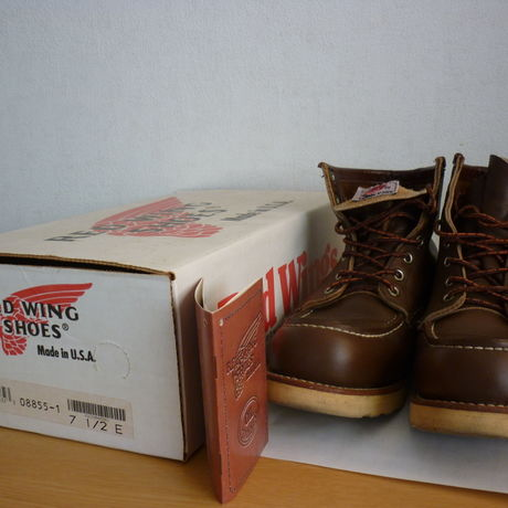 RED WING 8855