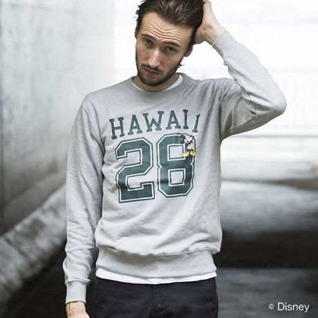 【Mickey】THANKS TO MICKEY SWEAT