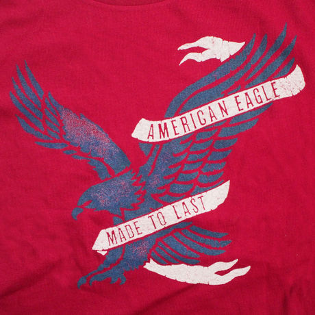 American Eagle Out Fitters AEO SIGNATURE GRAPHIC T-Shirt