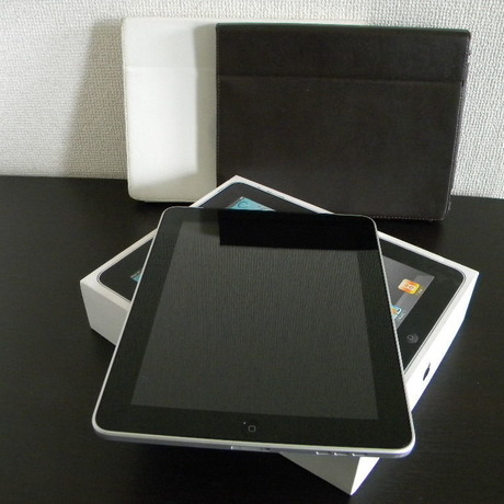 iPad Wi-Fi +3G 16GB (MC349J/A)初代 softbank《中古》