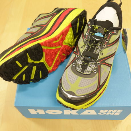 【sale 50%off】 STINSON ATR LIME 26.0~26.5㎝(HOKA)