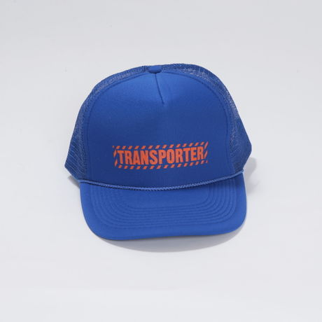 DANGER MESH CAP - BLUE