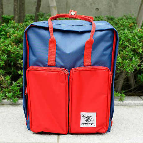 BOX 2WAY DAY PACK NV/RD
