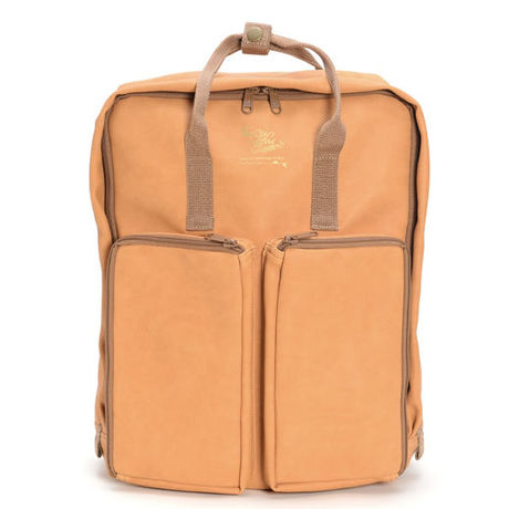 Leather BOX 2WAY DAYPACK CM