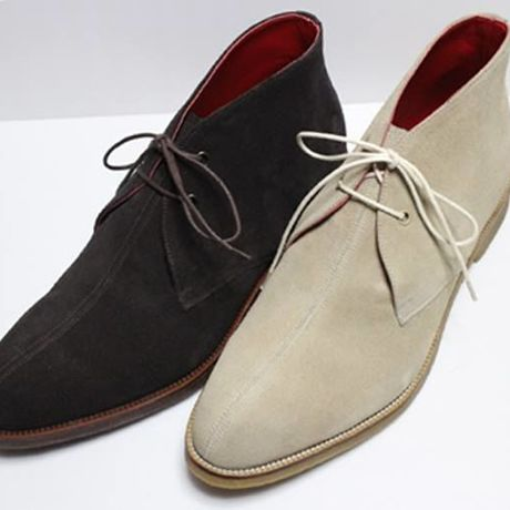 オリジナルJOHN CENTER SEAM DESERT BOOTS