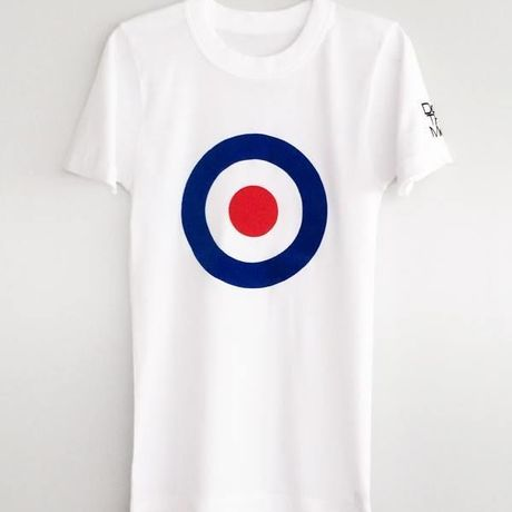 """DoiN' THe MoD""""MOD TARGET""""Tシャツ"""