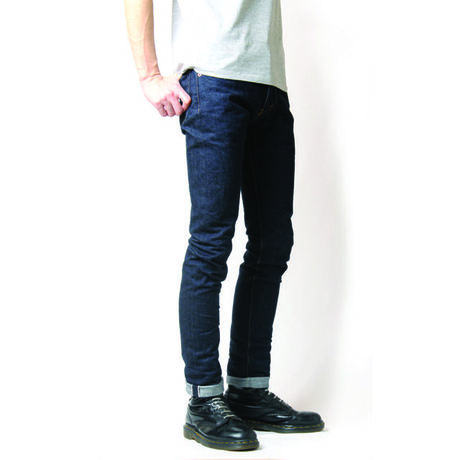 ULTRA VIOLET/Superslim Denim pants/28.30in