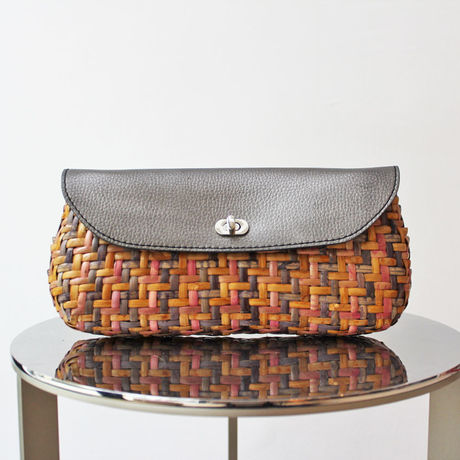 *SALE* ¥12,960→¥9,072   Basket Clutch Bag 2