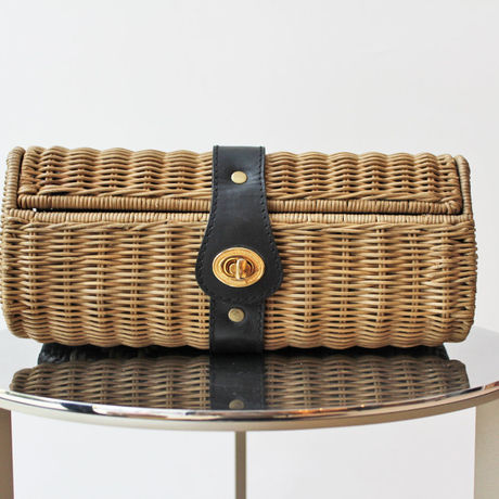 *SALE* ¥9,180→¥6,426Basket Clutch Bag 3