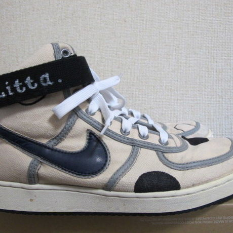 nike vandal  used plusmade .. by litta