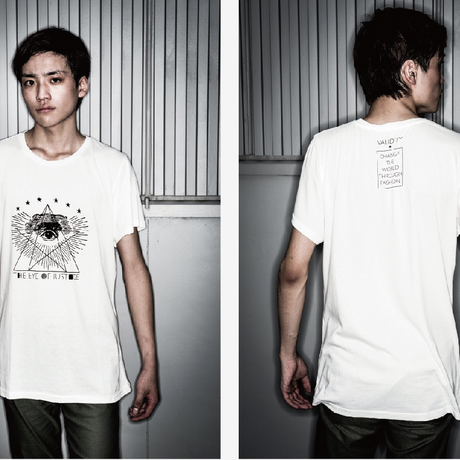 THE EYE OF JUSTICE T-shirt (Men's)