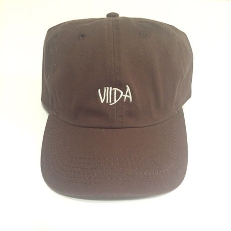 ViiDAロゴCAP(brown)