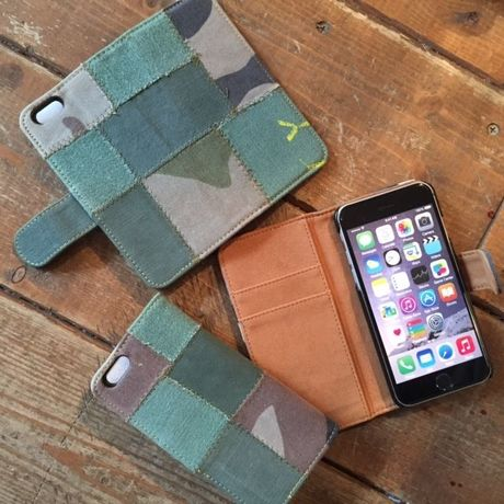 Military Patchwork iPhone6/6s Case