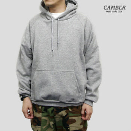CAMBER 7.5ozカブリパーカー裏付