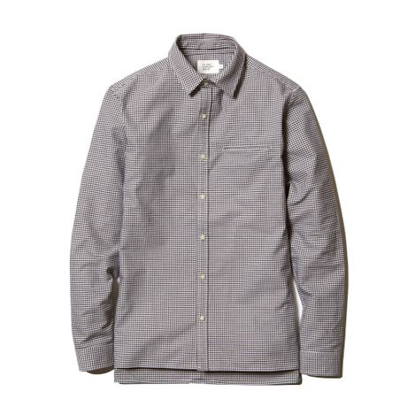 DETACHABLE COLLARED SHIRT