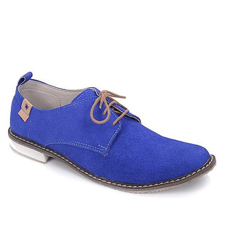 Oxford Model Leather Shoes