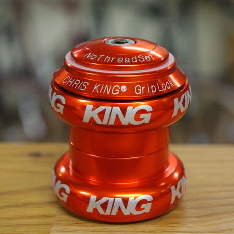 """CHRISKING / HEAD SET No Threaded 1-1/8"""" MANGO"""