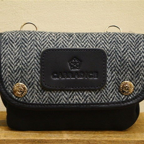 CARRADICE & HARRIS TWEED / Limited Editions Bingley / Mono herringbone