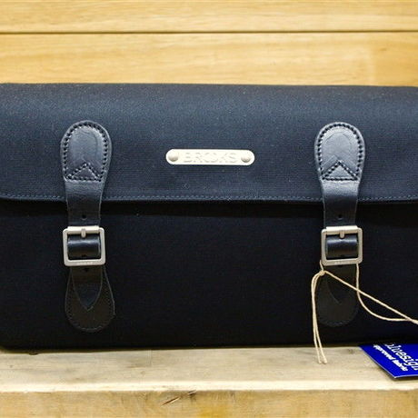 GLENBROOK SADDLE HOLDALL / BLACK