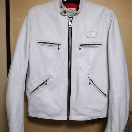 Lewis Leather Sportman White 36