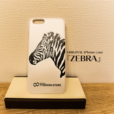 『ZEBRA』(iPhone6/6sケース)