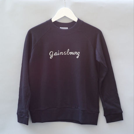 GAINSBOURG SWEATSHIRTS BLACK